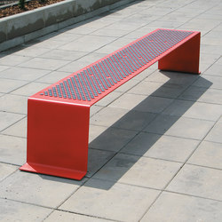 sinus | Park bench | Panche da esterno | mmcité
