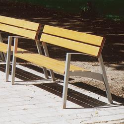 vera Park bench | Exterior benches | mmcité