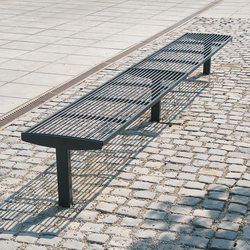 vera solo Park bench | Exterior benches | mmcité