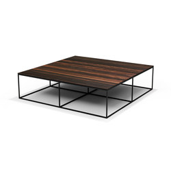 Slice coffee table | Mesas de centro | Linteloo