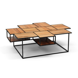 Vanity coffee table | Mesas de centro | Linteloo