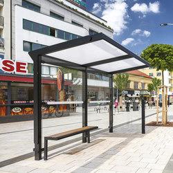 aureo | Bus stop shelter | Fermate degli autobus | mmcité