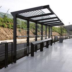 aureo | Bus stop shelter | Fermate mezzi | mmcité