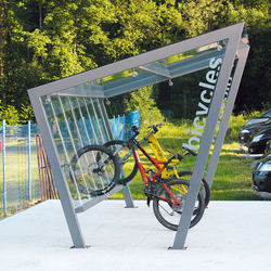 edge Bicycle shelter | Bicycle shelters | mmcité
