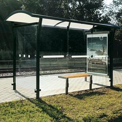 nimbus Bus stop shelter | Bus stop shelters | mmcité