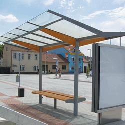 regio Bus stop shelter | Fermate degli autobus | mmcité