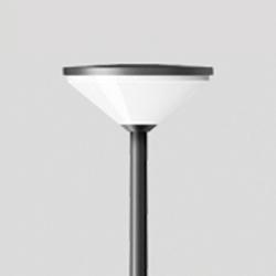 Pole-top luminaire 7140/7141 | Iluminación de caminos | BEGA
