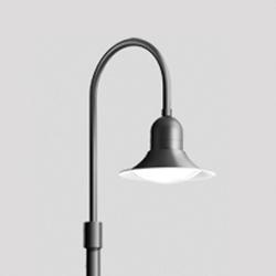Luminaire tête de mât 7910/7990/... | Luminaires pour zones piétonnes | BEGA