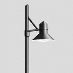 Pole-top luminaire 7933/7935/... | Path lights | BEGA
