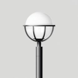 Pole-top luminaire 9214 | Path lights | BEGA