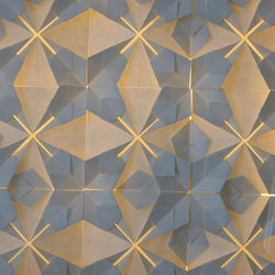 Origamilight | Wall panels | Oliver Kessler