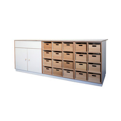 Changing Table Combination  DBF-322-10 | Cambiadores | De Breuyn