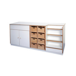 Changing Table Combination  DBF-323-10 | Cambiadores | De Breuyn