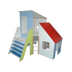 Playground  DBF-740 | Play furniture | De Breuyn