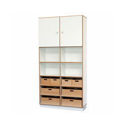 Regal  DBF-612-03 | Children's area | De Breuyn