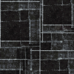 Graphite | Wall coverings / wallpapers | Wall&decò