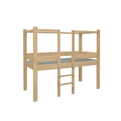Play Bed Low DBB-100A | Letti per bambini | De Breuyn