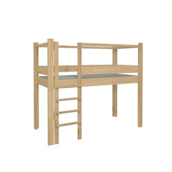 Play Bed Medium DBB-100B | Children's beds | De Breuyn