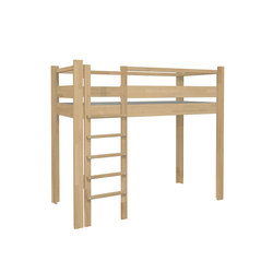 Play Bed High DBB-100B | Children's beds | De Breuyn