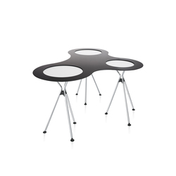 over easy plateau de jonction mt 323/3602 | Standing meeting tables | Sedus Stoll