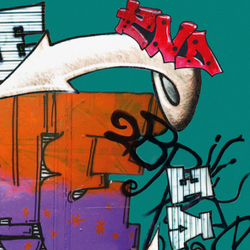 Old school | Quadri / Murales | Wall&decò