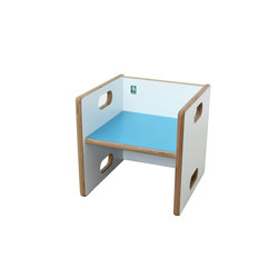 Chaise transformable – DBF-813-43 | Children's area | De Breuyn