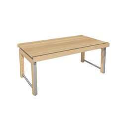 Ziggy desk   DBD-850A-01-01 | Kids tables | De Breuyn