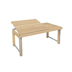 Ziggy desk   DBD-860A-01-01 | Kids tables | De Breuyn