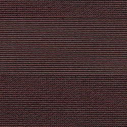 Sqr Basic Stripe Chocolate | Wall-to-wall carpets | Carpet Concept