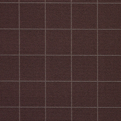 Sqr Seam Square Chocolate | Moquette | Carpet Concept
