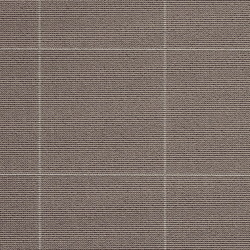 Sqr Seam Square Warm Grey | Wall-to-wall carpets | Carpet Concept