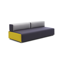 Ponton Sofa | Modular seating elements | Leolux