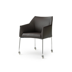 Pyrite Chair | Visitors chairs / Side chairs | Leolux