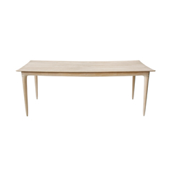 Curved Table | Mesas comedor | ASK-EMIL