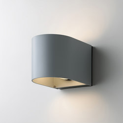 Light U Alu nature | Lámparas exteriores de pared | Embacco Lighting