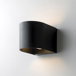 Light U Black | Outdoor wall lights | Embacco Lighting