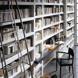 Bibliothek No.5 | Shelving | Paschen