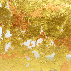Goldsmith | Gold Copper Leaf | Decorative glass | Conglomerate