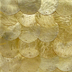 Goldsmith | Gold Shell | Verre décoratif | Conglomerate