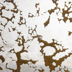 Goldsmith | Metallic Copper | Decorative glass | Conglomerate
