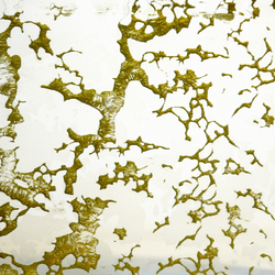 Goldsmith | Metallic Gold | Verre décoratif | Conglomerate