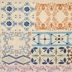 Allegloria Ecru | Rugs / Designer rugs | Toulemonde Bochart