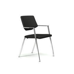 giroflex 656-6204 | Visitors chairs / Side chairs | giroflex