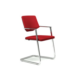 giroflex 656-6202 | Visitors chairs / Side chairs | giroflex