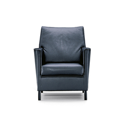 Sedan armchair | Poltrone lounge | Wittmann