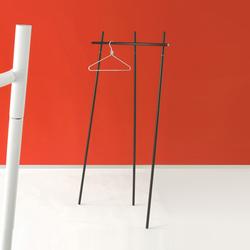 garderobe radius 1 | Standgarderoben | Radius Design