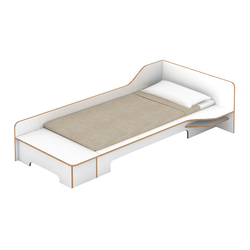 Plane Single bed | Beds | Müller Möbelwerkstätten
