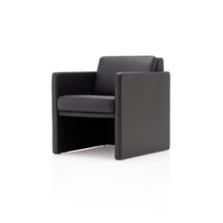 Rolf Benz EGO | Lounge chairs | Rolf Benz