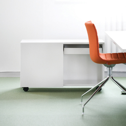 Trolly Sidetable cabinet | Carritos auxiliares | Designoffice