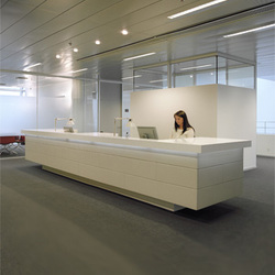 Reception desk | Mostradores de recepción | Designoffice
